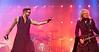 jdpunisherphotography  @adamlambert and Brian May showing Brisbabe why they're the best. #jdpunisher #livemusic #teglive #queen #adamlambert #bec