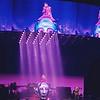 loxula  Sitting on a giant robot head #queen #melbourne #rocknroll #adamlambert #specialeffects #robot