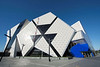👑 Perth Arena Design Mimics Eternity Puzzle Using 14,000 Alucobond Panels