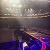 brianmayforreal  And we are SET ! This is what the magnificent O2 looks like right now (from my 'home' position on stage). It just needs .... YOU !!!!! Bri