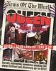 Adam Lambert is ♔  @FoxVegas  UNOFFICIAL POSTER 👑 .@QueenWillRock + .@adamlambert The O2 Arena, London, UK 04.07.18 Photo Credit .@caro_ora .@JungleYorch .@samanthatophill .@tracywiseman1 .@zemarques7 .@SusiWil Electra/Asylum Records Poster Design AL Lurker