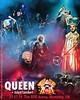 👑✨👑✨👑 Unofficial poster #QALWembley @QueenWillRock + @adamlambert The SSE Arena, Wembley, UK 01.07.18 Photo Credit @robgolton Poster Design @FoxVegas