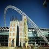 "Wembley Stadium. tyler_fn_warren ""Deja vu?"""