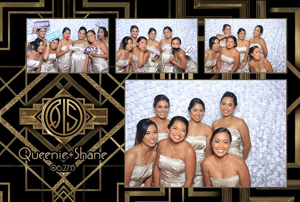 Queenie & Shane Wedding (Fusion Photo Booth)