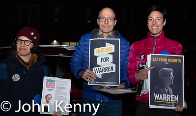 Walking For Warren