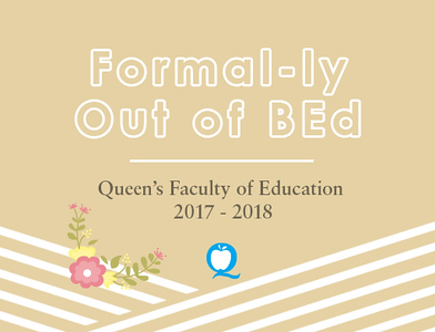 Queen's Faculty of Education 2018
