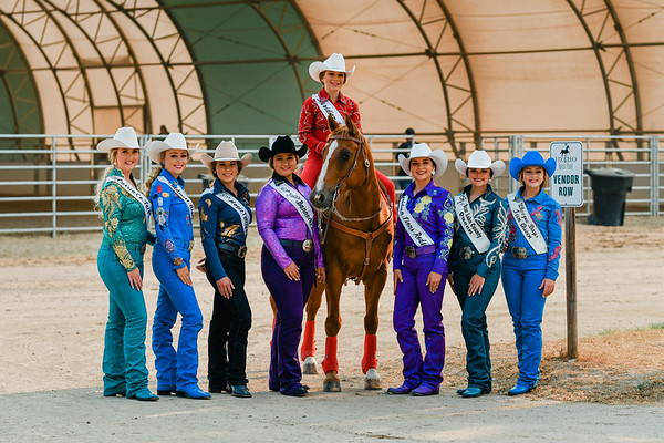 5 Horsemanship