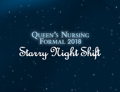 Queen's Nursing 2018