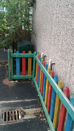 Cute little fence