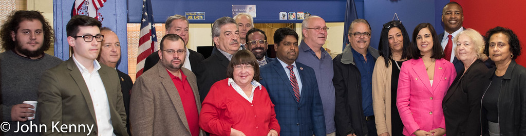 Candidates & District Leaders
