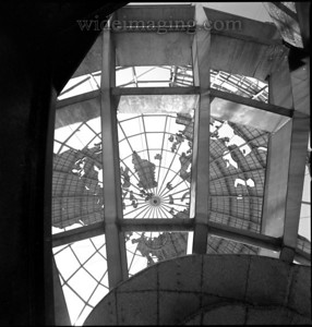 View from under the Unisphere, from July 2001.