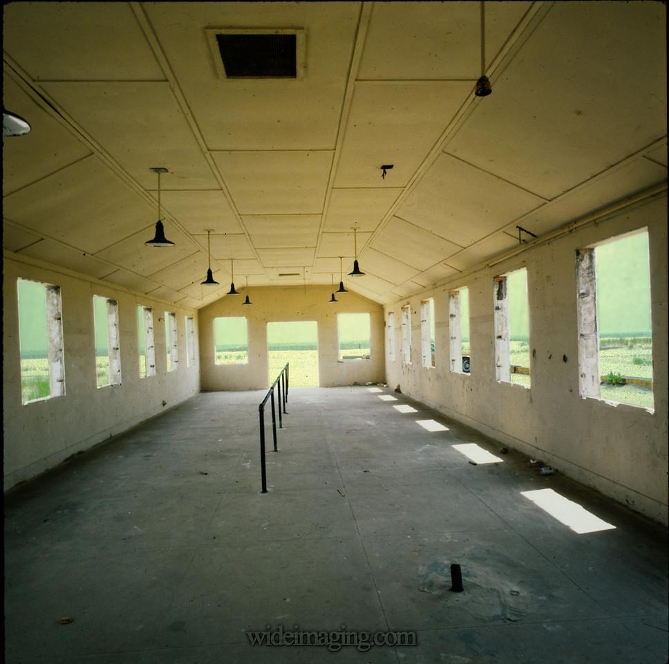 Unidentified Fort Tilden Building, July 1974.