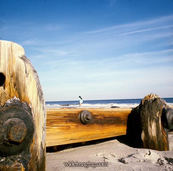 Fort Tilden beach.