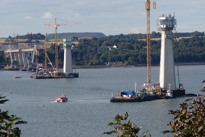 Queensferry Crossing 2014