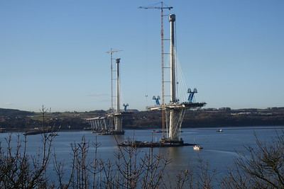 Queensferry Crossing 2016