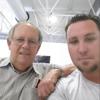 Glen and grandson Nathan
