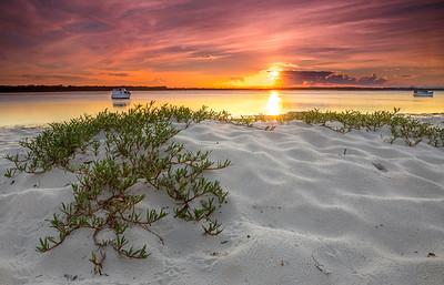 BI 01 Bribie Island Sunset