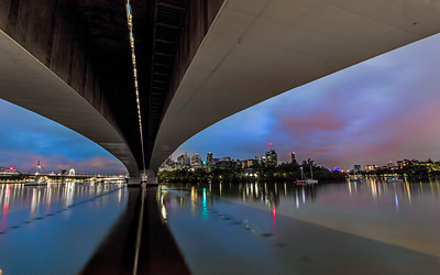 BNE 17  A Blue Brissie Dawn
