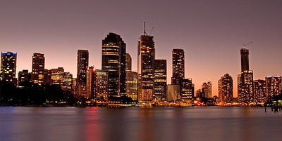 BNE 11 Brisbane Twilight