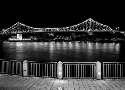BNE 06 The Bridge in Black and White