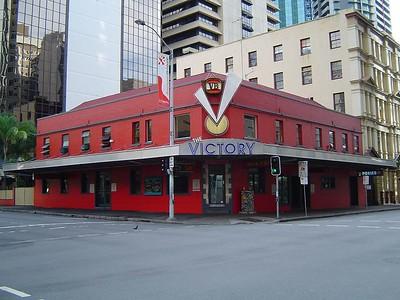 Victory Hotel, Brisbane CBD