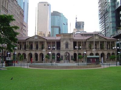 Post Ofice Square