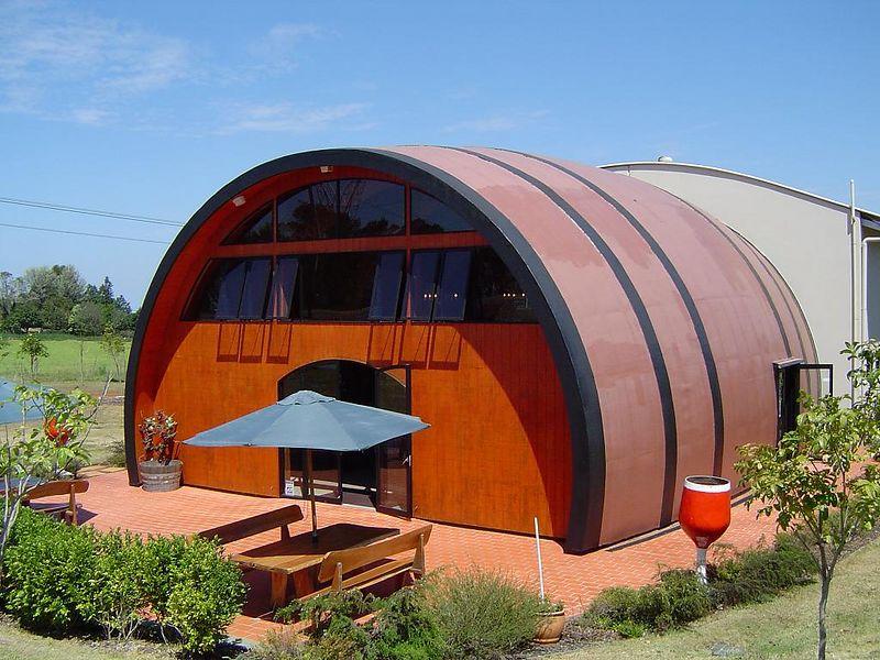 The Big Winebarrel - Landsborough QLD