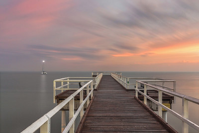 HB 15 Jetty Sunrise