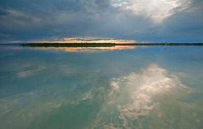 MB 08 Moreton Bay Reflections