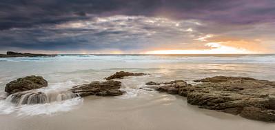MI 02 Beach Sunrise