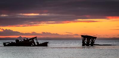 MI 08 Tangalooma Wrecks