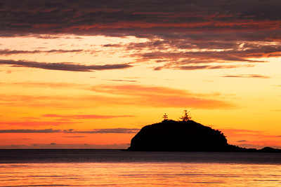 NQ 02 Wedge Island Sunrise