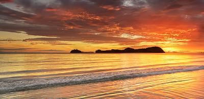 NQ 04 Cape Hillsborough Sunrise