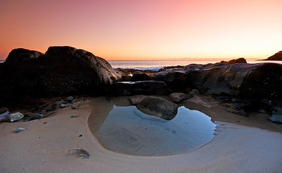 SC 10  The Tidal Pool - Noosa Qld.