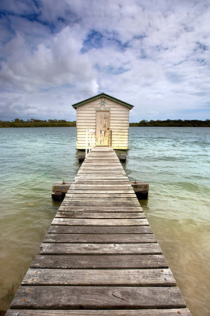 SC 12  Maroocydore Boathouse