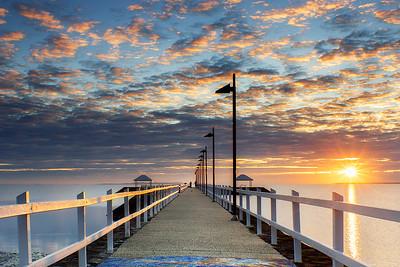WM 15 Wynnum Daybreak