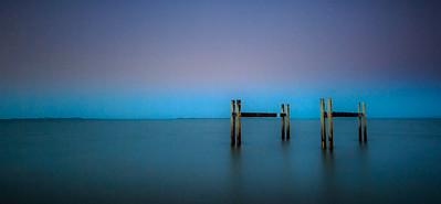 WM 01 Blue Poles