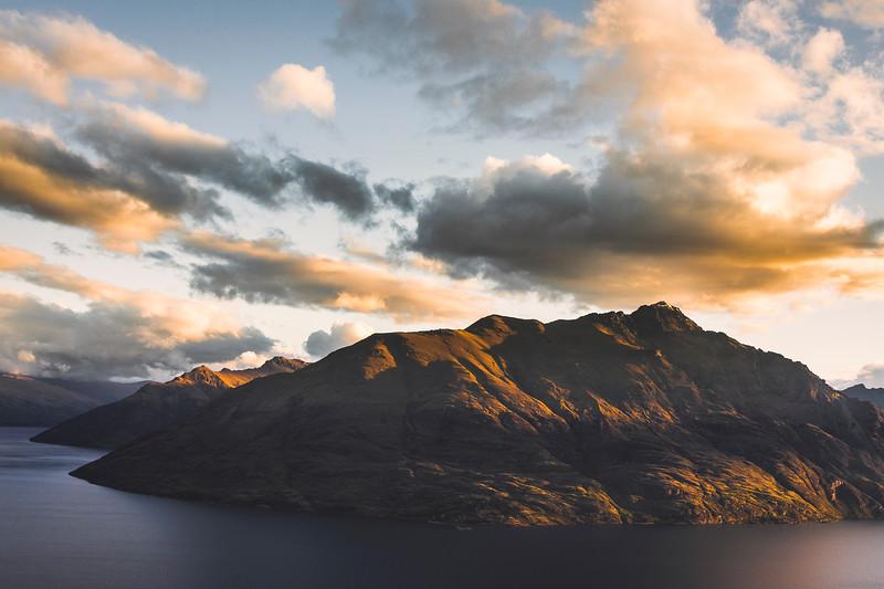 Queenstown, Lake Wakatipu, New Zealand