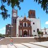 The Facade Of The Santa Maria Parroquia
