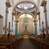 The Interior Of The Santa Maria Parroquia