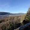 Looking toward Washington across the Columbia
