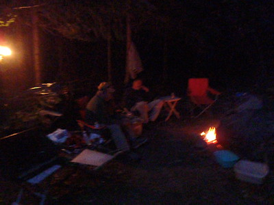 Quick Overnight Campout