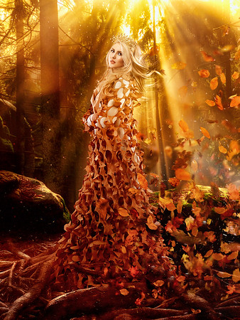 The queen of Autumn