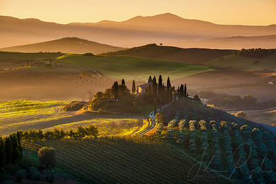 Early autumn in Tuscany