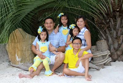 Liam, Trina & Family
