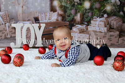 Chanson~6 months old
