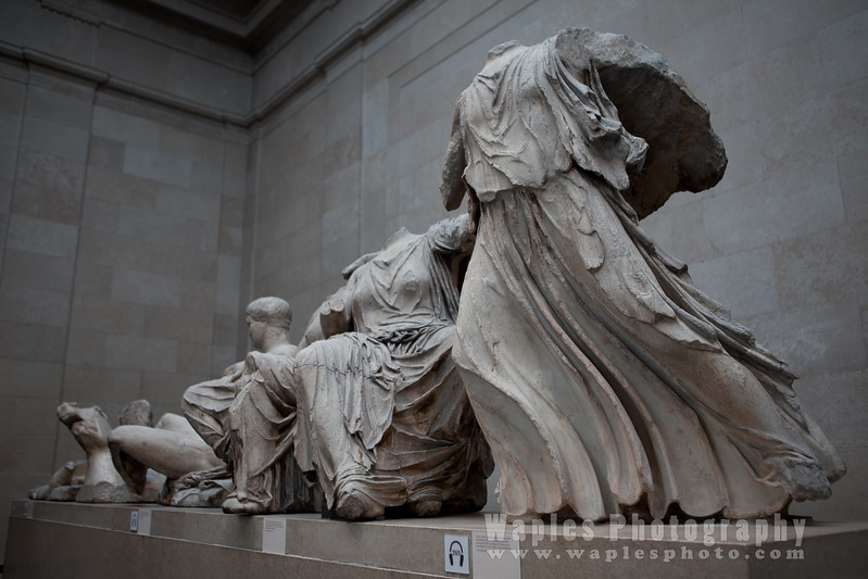 Parthenon Metopes