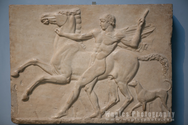 Roman Relief in Marble
