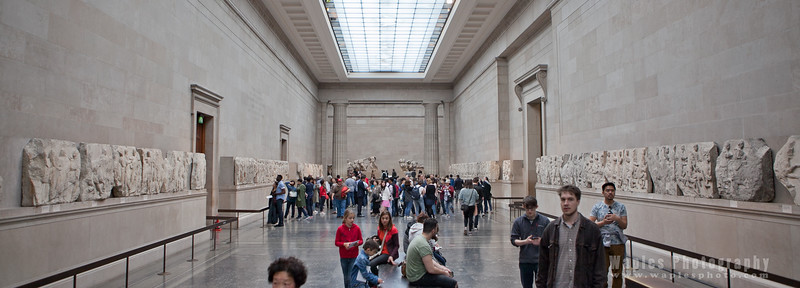 Gallery of the Elgin Marbles