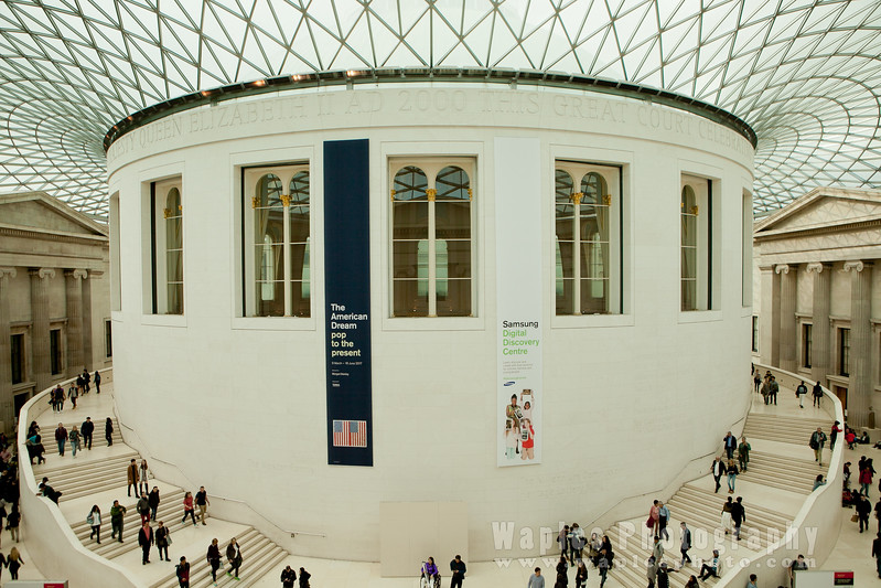 The Queen Elizabeth II Great Court